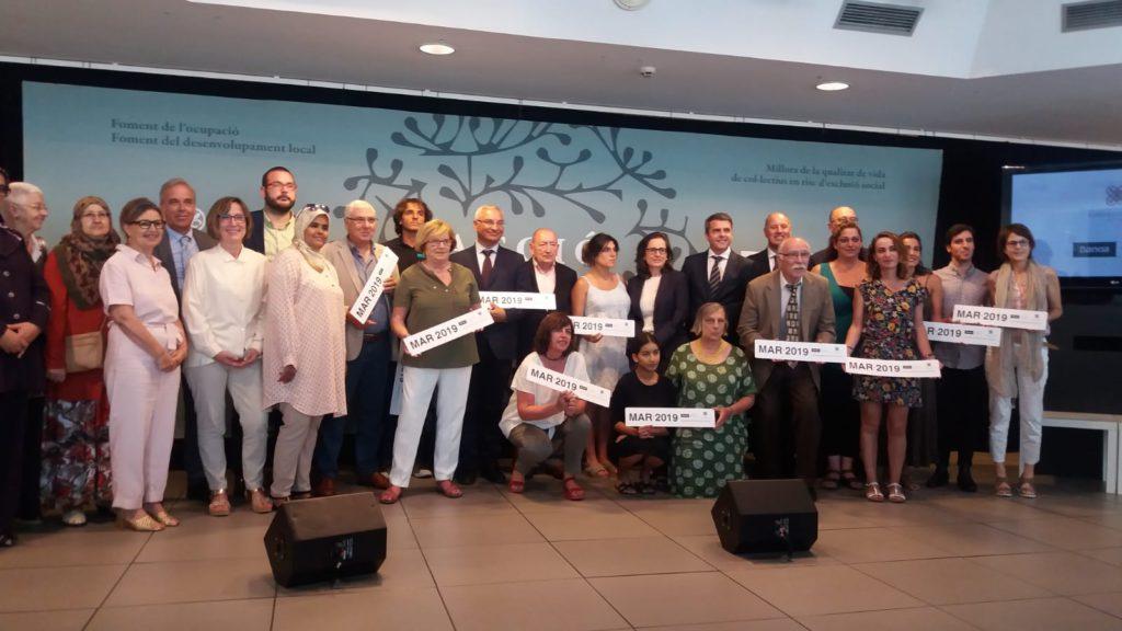 Convocatòria Acció Social 2019 de Bankia i la Fundació Iluro.