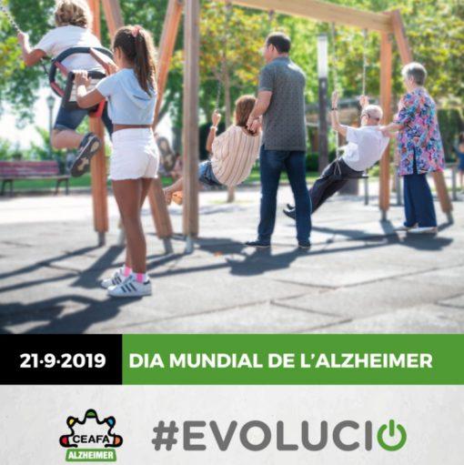 DIA MUNDIAL DE L'ALZHEIMER 2019