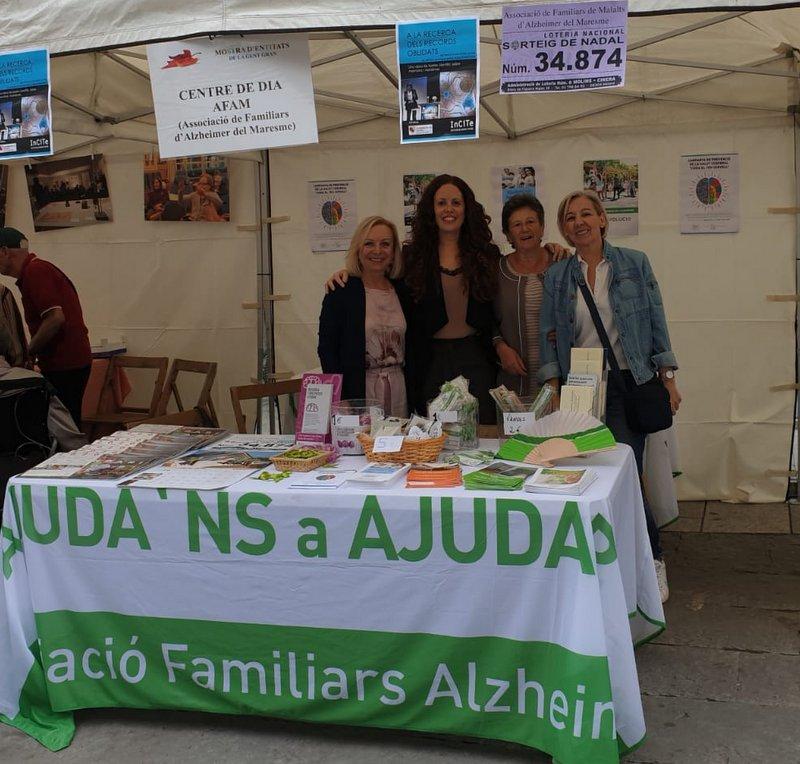 5a Mostra d'Entitats de la Gent Gran de Mataró