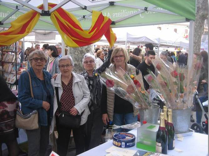 L'AFAM celebra Sant Jordi