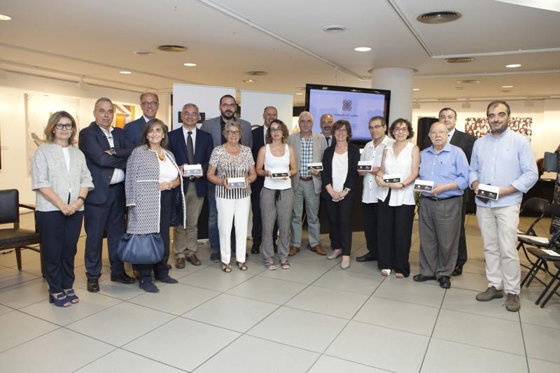 Convocatòria 'Acció Social 2017': Bankia i la Fundació Iluro lliuren 30.000 euros a vuit projectes d'acció social de la comarca del Maresme