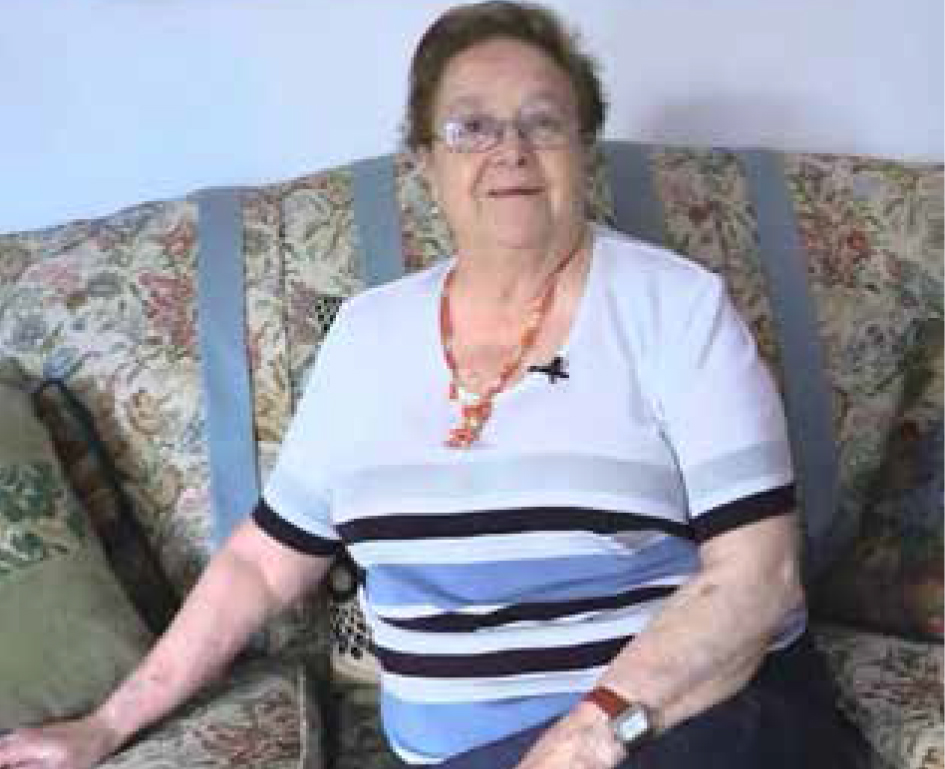 Entrevista a: Ascensió Miró, presidenta honorífica