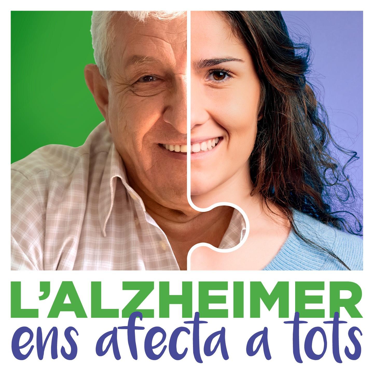 L'AFAM engega una campanya de conscienciació sobre l'Alzheimer