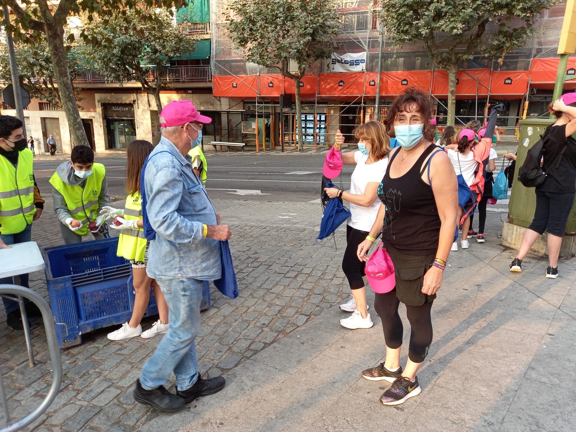 Aquest any 2021 Mataró ha tornat a caminar per l'Alzheimer