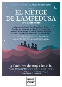 Dia Mundial 2019 Obra de teatre.